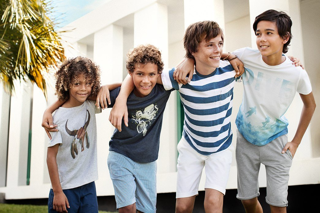 Boys Beachwear