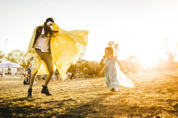 JANE ANDERSON THE EDITOR OF FAMILY TRAVELLER TALKS TO SUNUVA ABOUT HER FAVOURITE SUMMER FESTIVALS