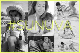 OUR SMALLEST SUN SAFETY AMBASSADORS HAVE SOMETHING TO TELL YOU...