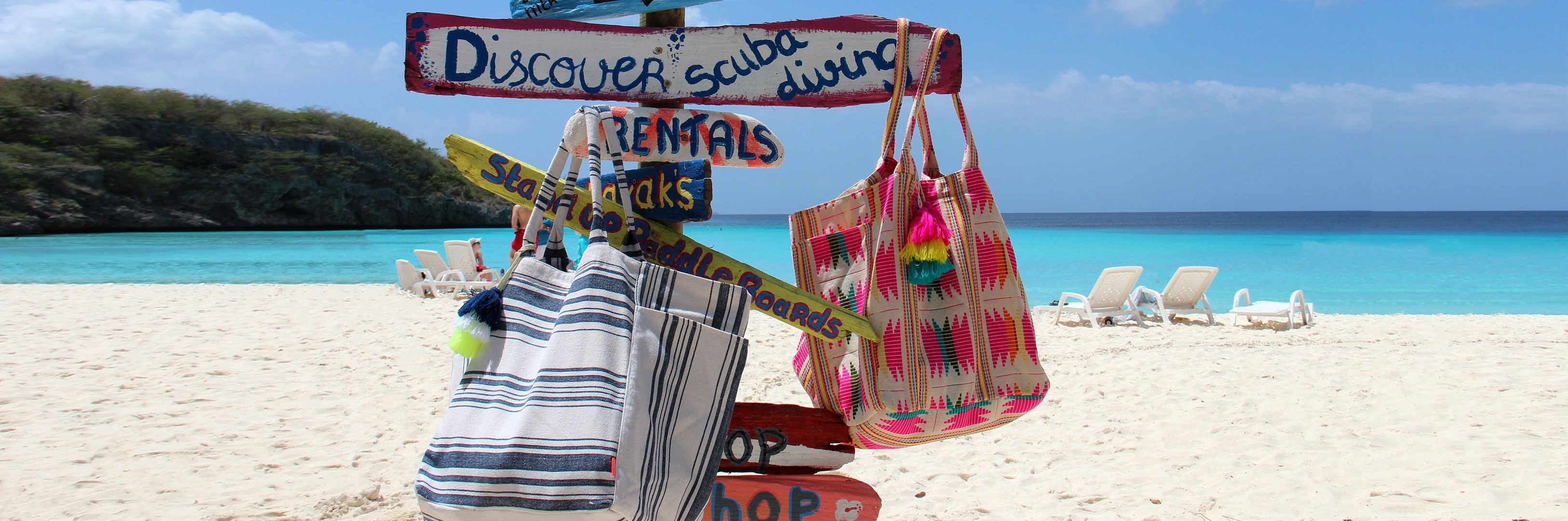 Beach Bags & Washbags