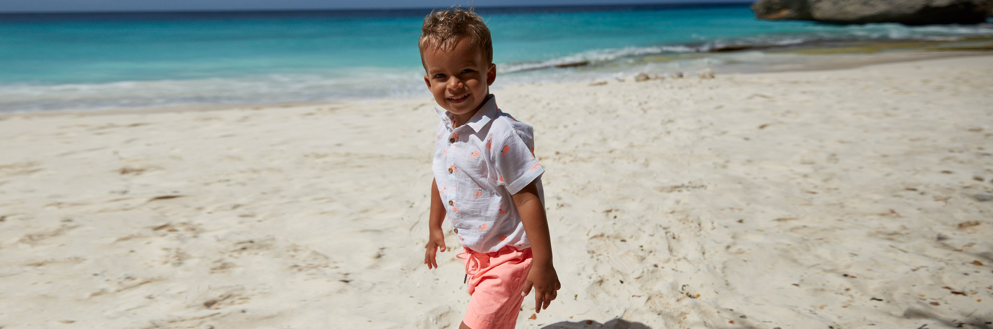 Baby Boys Beachwear