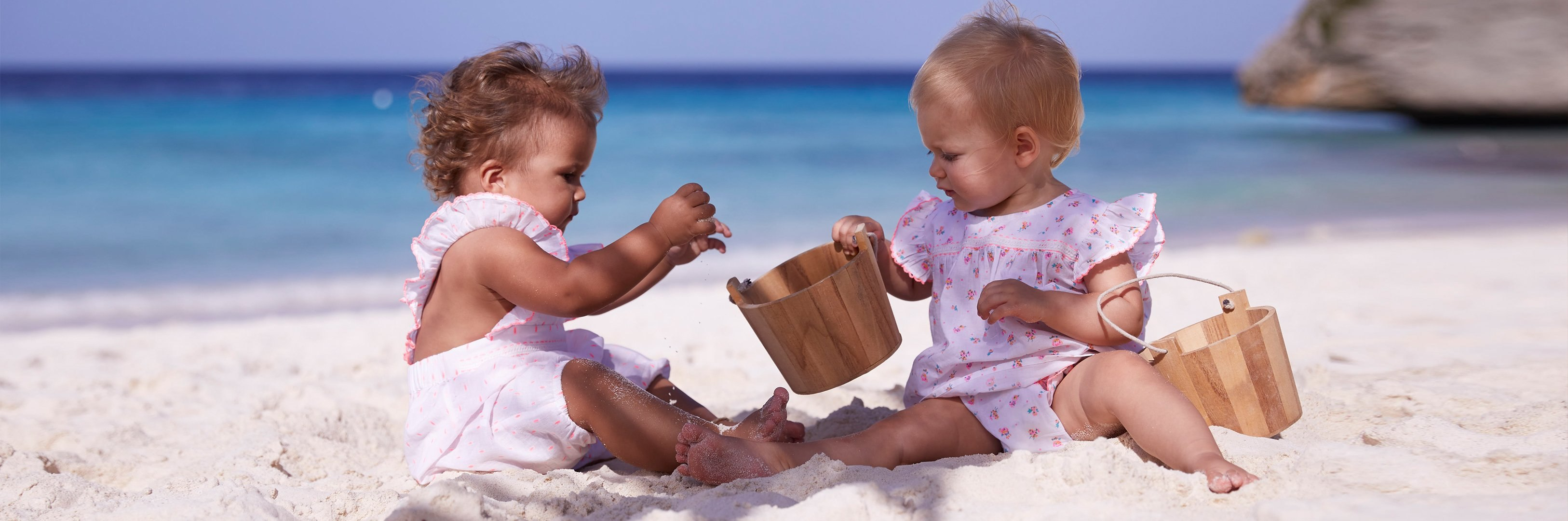 Baby Girls Beachwear