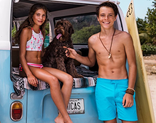 Teen Bikinis, Swimwear & Beachwear | Sunuva