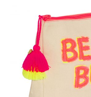 Girls Pink Beach Bum Washbag