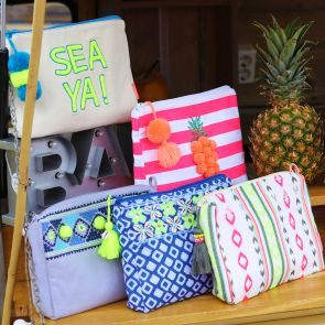 Girls 'Sea Ya' Washbag