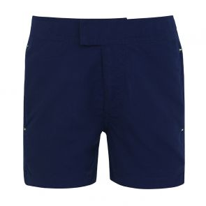 Boys Navy Tailored Swim Shorts