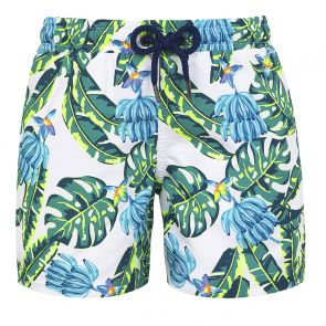 Boys Banana Palm Swim Shorts