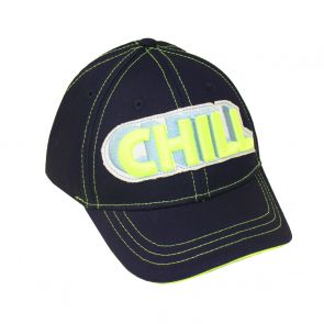 Boys Navy 'Chill' Cap