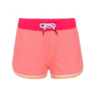 Girls Pink Swim Short
