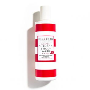 Spots & Stripes Clean Team - Shampoo and Body Wash for Boys