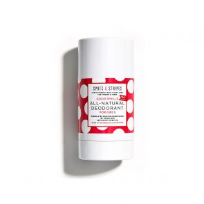 Spots & Stripes Good Smells - All-Natural Deodorant for Girls