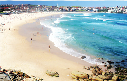 TOP BEACH DESTINATIONS: SYDNEY