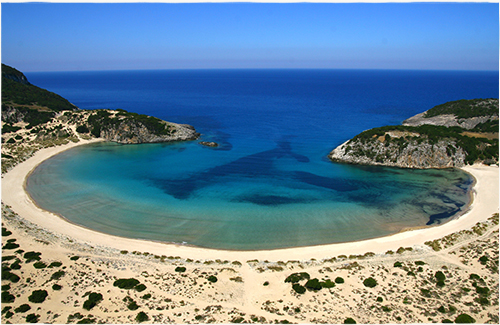 Five Of The Best Greek Beaches For Kids