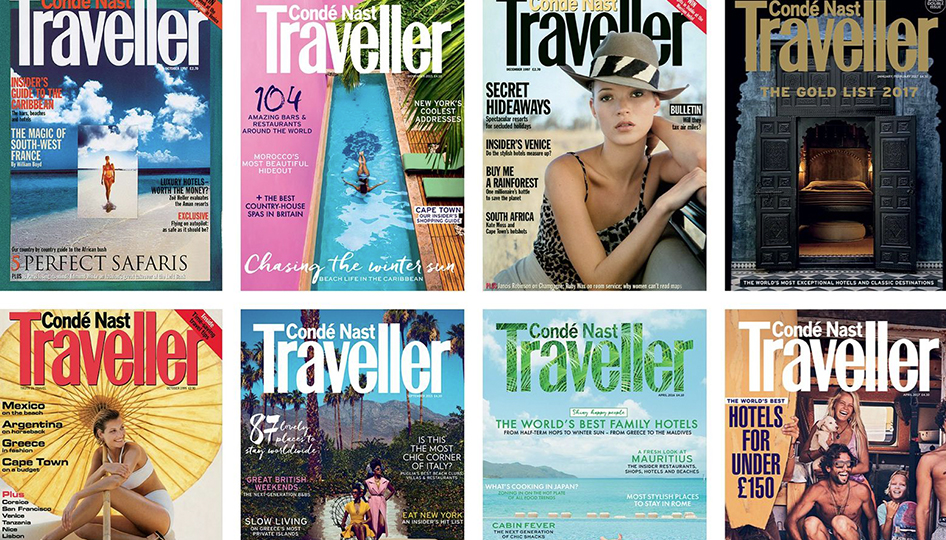 MELINDA STEVENS, THE EDITOR OF CONDE NAST TRAVELLER ON FAMILY, TRAVEL AND INSPIRATION...
