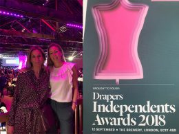 NOMINATED: DRAPERS INDEPENDENT AWARDS 2018