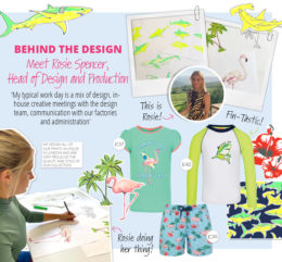 Behind The Design: Rosie Spencer