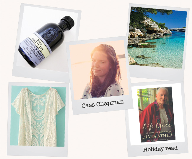 Cass Chapman holiday essentials