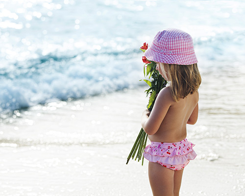 Top Tips for first family holiday