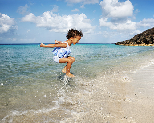 Top tips for first holiday