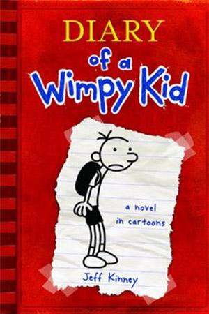 diary of a wimpy kid best kids reads